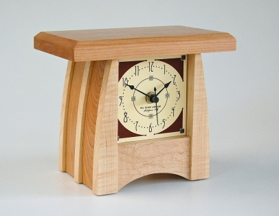 craftsman clock
