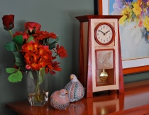 Keene Craftsman Clock