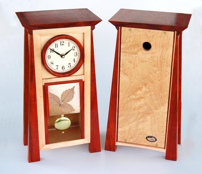 Keene Mantle Clock