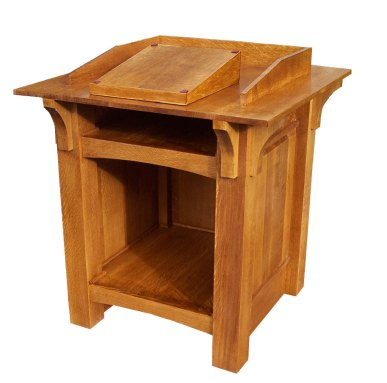 craftsman lectern