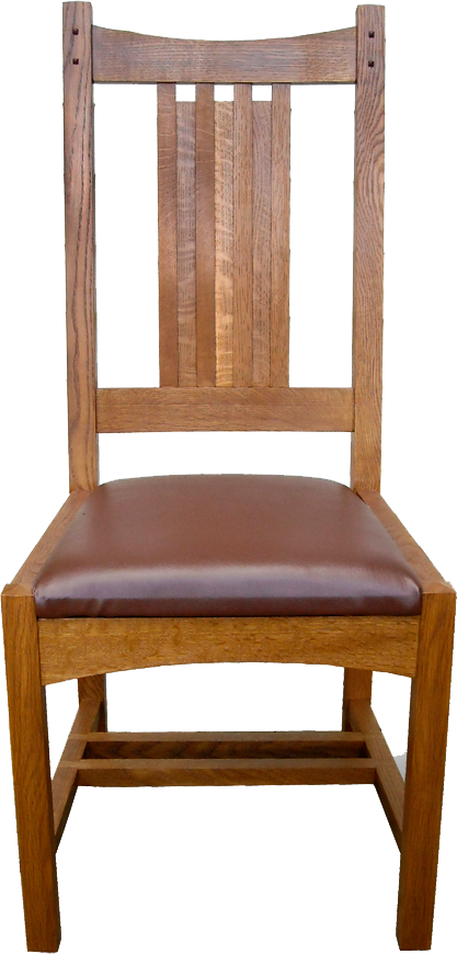 Charmant Mission Chair Craftsman.