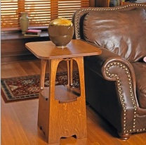 Craftsman style table