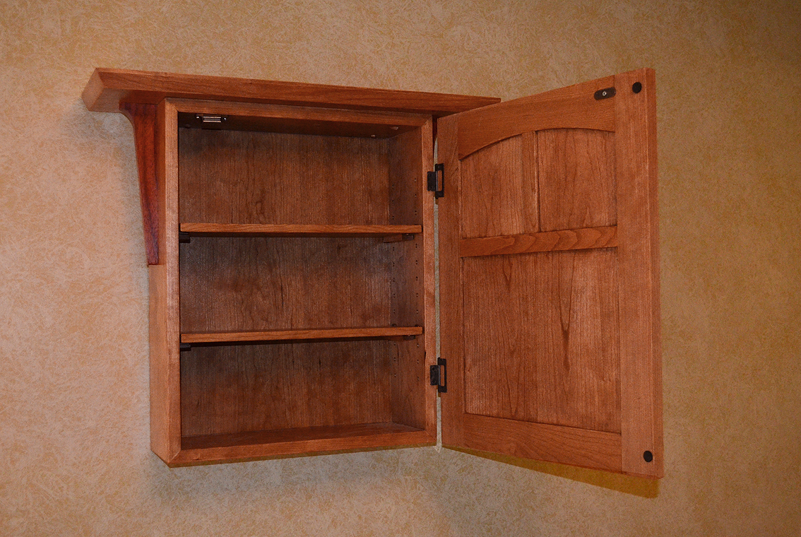 Craftsman Medicine Cabinet | New Mission Workshop