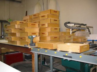woodworking production
