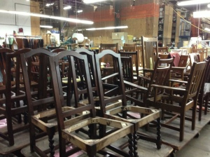 stickley factory