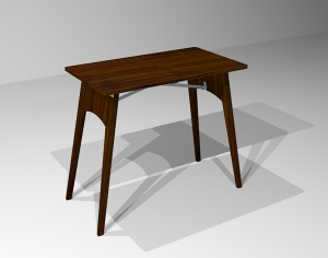 Piper table rendering