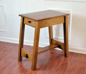 Lost Stickley Table